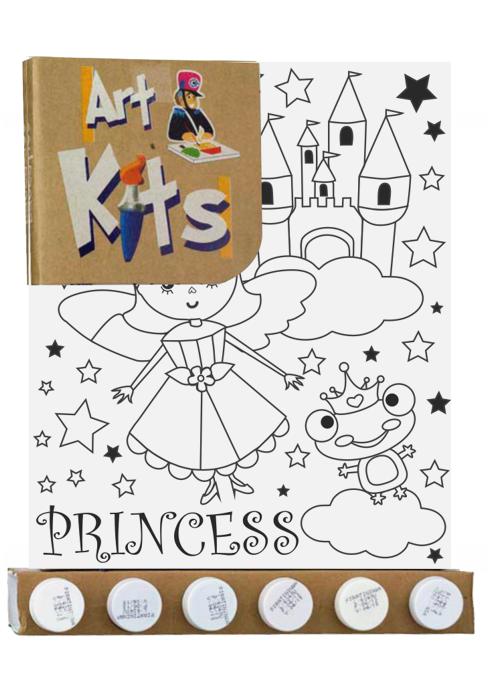 Kit Tela Princesa - Bate Bumbo