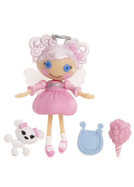 Mini Lalaloopsy Cloud E. Sky