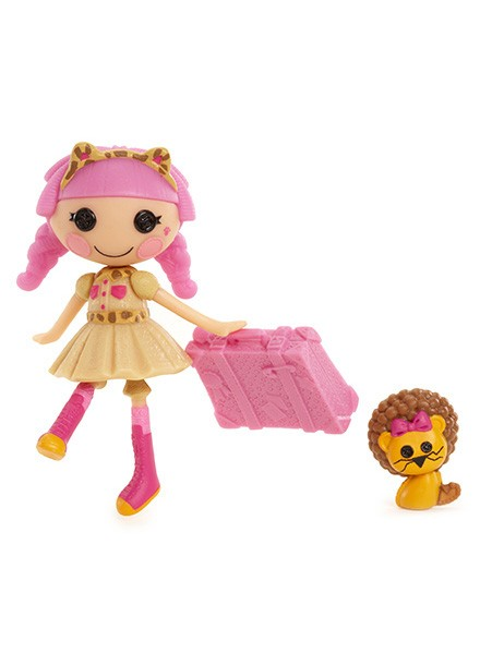 Mini Lalaloopsy Kat Jungle Roar