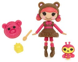 Mini Lalaloopsy Teddy Honey Pots