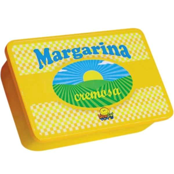 Margarina - Coleção Comidinhas - New Art Toys