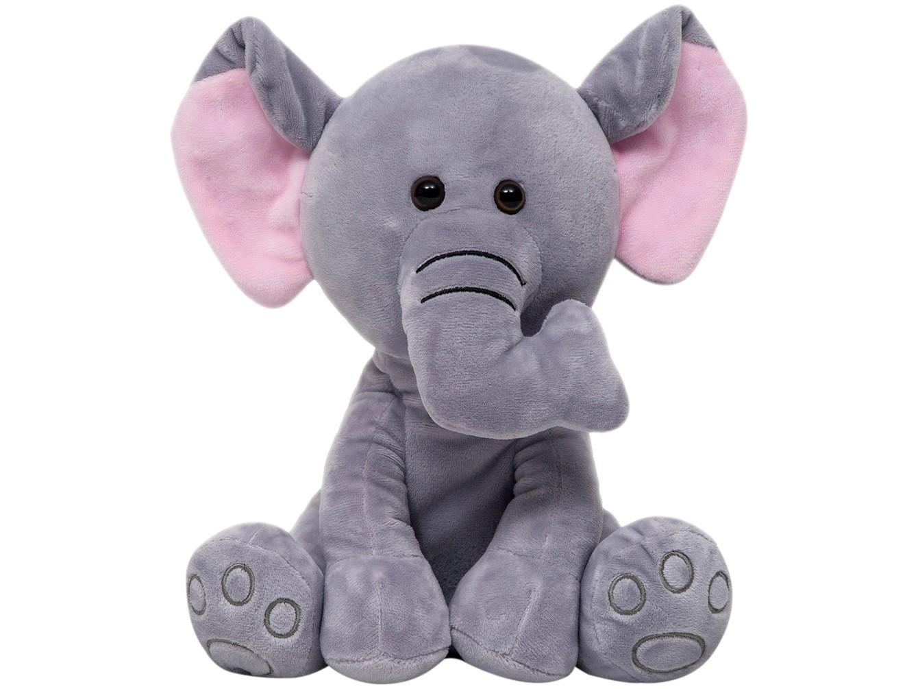 Meu Elefantinho - pelúcia - Buba