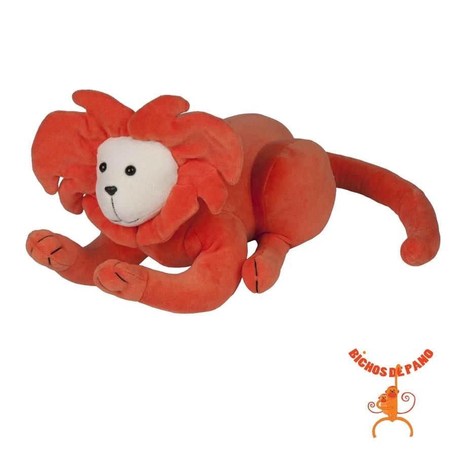Mico Leão Sassá - Animais Ecológicos - Bichos de pano