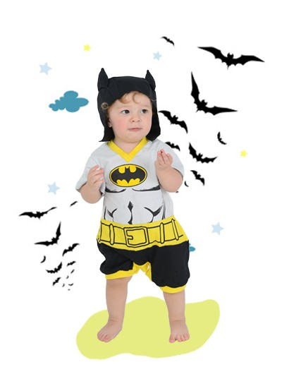 Pijama body  Batman G – Lé com Cré
