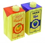 Sucos - coleção comidinhas - New Art Toys