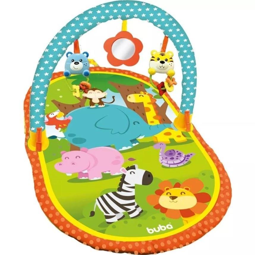 Tapete de Atividades Baby Safari - Buba
