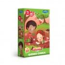 Quebra-Cabeça Educativo Explorando a Natureza Terra 2588 Toyster