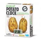 Ciência Verde - Relógio Batata - 4M