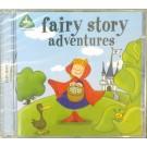 Fairy Story Adventures CD de Histórias para Bebês em Inglês