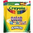 Canetinha hidrocor - Muda de Cor 8 Cores - Crayola