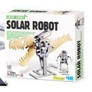 Robô Solar - Solar Robot - Feira Ciência Verde - 4M
