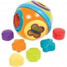 Bola Formas de Encaixe Baby 11394  Buba