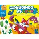 Conhecendo as Cores - Brinquedo Educativo - Taquetá
