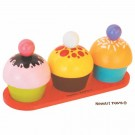 Cupcake - Coleção Comidinhas - New Art Toys