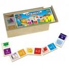 Dominó Alfabetização - Brinquedo Educativo - ABC Brinquedos