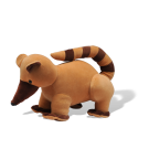 QuatiTiti - Animais de Pelúcia - Bichos de pano
