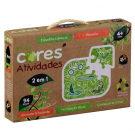 ECO Toys - Cores  - Bate Bumbo