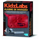 Detetive Kit Alarme de Invasão - 4M
