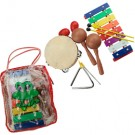 Kit de percussão - Infantil - Custom