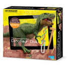 Dino DNA - Escavação do Tiranossauro Rex - 4M Kidz Labs