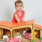 Coleção Casa de Bonecas - Modelo 5 - New Art Toys
