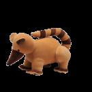 Quati Titi - Pequeno - Animais de Pelúcia - Bichos de pano