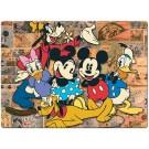 Quebra cabeca A Turma do Mickey - 500 peças - Toyster