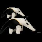 Tamanduá Mirim - Pequeno - Animais de Pelúcia - Bichos de pano