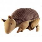 Tatu Canastra - Pequeno - Animais Ecológicos - Bichos de pano