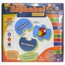 Primeiras Palavras em Espanhol, em Madeira - Brincadeira de Criança
