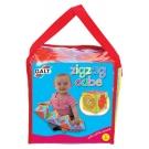 Cubo em Zig-Zag  - Brinquedo de Bebê - Galt