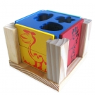 Cubo Forme Imagens - Carimbras