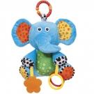 Elefantinho De Atividades Para Bebes Buba