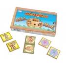Brinquedo Religioso - Jogo da Memória - Arca de noe - Simque