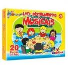 Loto Instrumentos Musicais - Musicalizando - Ciabrink