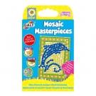 Monte seu mosaico - Brinquedo Educativo - 6 mosaicos - Galt