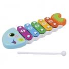 Brinquedo Xilofone Peixinho - Buba